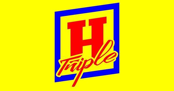 Triple H 199x Album Cover In 2020 Triple H Kpop Logos Logos
