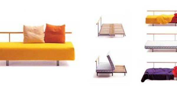 Divano letto Dudù - Campeggi | mobili | Pinterest