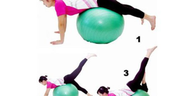 workout with ball | Weight loss | Pinterest | Workout ...