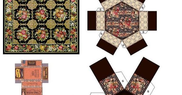 suvasi make your own diy doll house furniture and accessories from patterns and printable pages. Black Bedroom Furniture Sets. Home Design Ideas