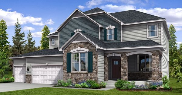 Home Features Stonebrier Ii Pulte Homes Exterior