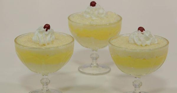 Cbc Sofra طريقة تحضير طبقات مهلبية و أرز بلبن و كاسترد عماد الخشت Recipe Food Pudding Desserts