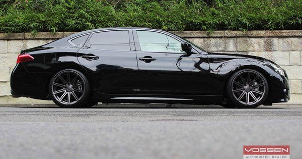 Nissan Fuga Usdm Infiniti M37 With 20 Quot Cv4 S By Mondera