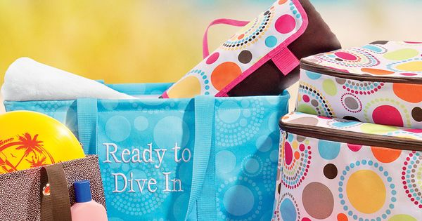 Thirty One bags and products can help organize your life