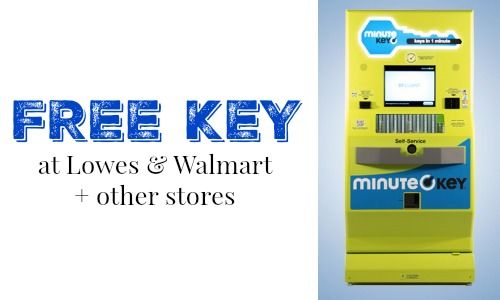 Minute Key Kiosk Coupon Free Key Budgeting Worksheets Free Coupons Key