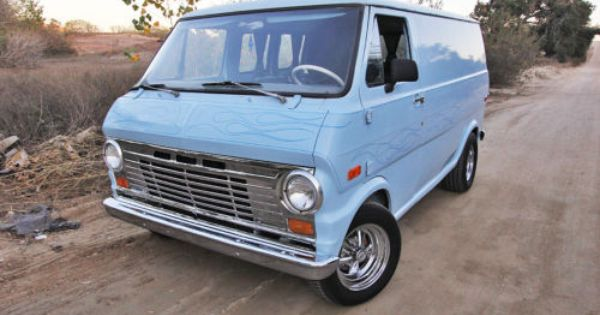 1970 Ford E Series Van For Sale Craigslist Used Cars For Sale