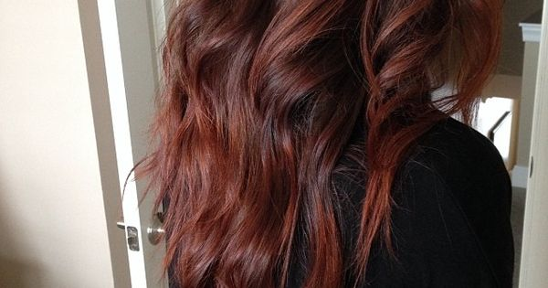 Cherry Cola Hair Color Formula | Black Hairstyle and Haircuts