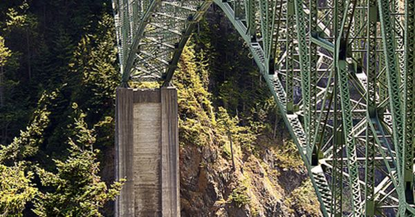 Deception Pass Bridge, Washington one of my favorite places, reminds me of