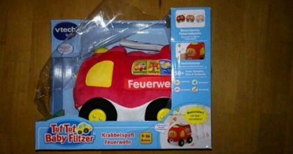 Vtech Tut Tut Baby Flitzer Krabbelspass Feuerwehr Neu Ovp In Nordrhein Westfalen Mettingen Baby Spielzeug Gebrauch Tut Tut Baby Flitzer Feuerwehr Baby