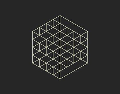 Isometric Logo Glitch By Obispost: Animated Gifs By Florian De Looij (FLRN)