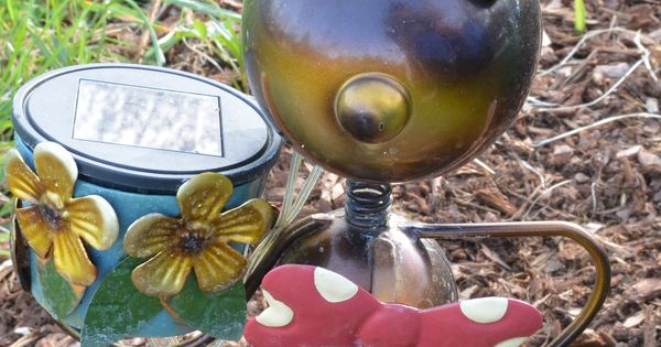Solithia Aussergewohnlich Zauberhafte Solarlampen Und Figuren Fur Euren Garten Qvc Solarleuchten Solarlampen Solar
