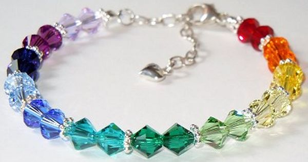 Make This Spectrum Bracelet Check The Idea Page Project 130 For