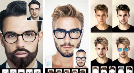 20 Ultimate Face Transformation App To Change Your Face Face Shape Hairstyles Gents Hair Style Haircut For Face Shape