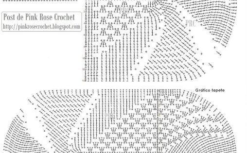 Pin de Marielady mamá inspirada en crochet patrones hogar ...