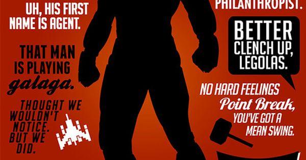 Iron Man/Tony Stark Quotes - My Favorite Superhero
