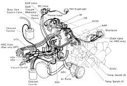 Click Image To See An Enlarged View 4runner Toyota Repair Guide