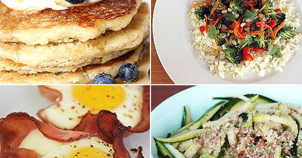 32 Paleo recipes that cover every meal of the day. Healthy Recipes