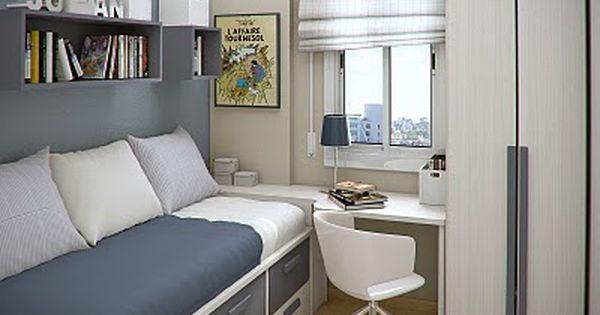 Amenager une petite chambre maison chambre garcon - Amenager une petite maison ...