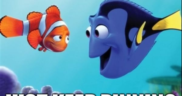 Dory – Finding Nemo-Disney Friendship Quotes