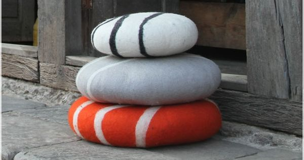 aliexpress buy home decor floor river rock stone pillows. Black Bedroom Furniture Sets. Home Design Ideas