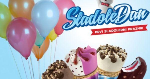 Dobili Smo Novi Praznik Sladoledan Ice Cream Desserts Cake