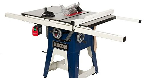 Rikon Power Tools 10 201 Cast Iron Contractors Saw 10 Inch Cheap Table Saw Skilsaw Table Saw Sliding Table Saw 10 Inch Table Saw Mini Table Saw Table S