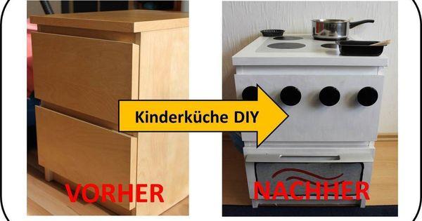 Kinderküche Diy kinderküche diy malm ikea heimwerkern malm