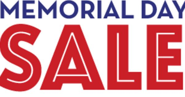 memorial day sales for military