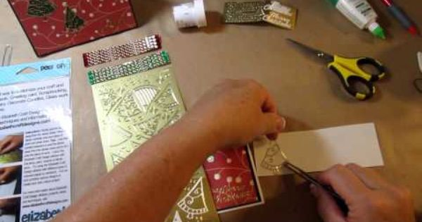 Elizabeth Craft Designs 5 Minute Card Shimmer Sheetz Youtube Card Making Techniques Elizabeth Craft Designs Elizabeth Craft