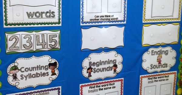 My Kindergarten Obsession : Word Works Daily: Reading Skills Routine for Kindergarten