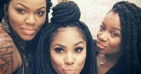 Brilliant Protective Hairstyles Box Braids And Braids On Pinterest Hairstyles For Women Draintrainus