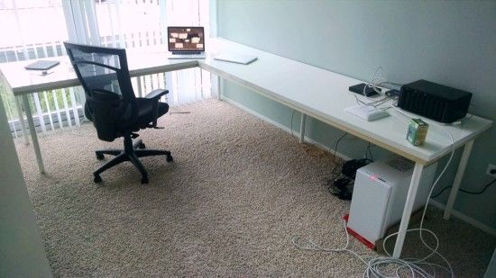 L Shaped Desk To Boost Productivity Here Are 6 Ideas Large Corner Desk Ikea L Shaped Desk Diy Corner Desk