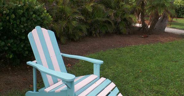 Fish Tale Or Mermaid Adirondack Chair Beach House