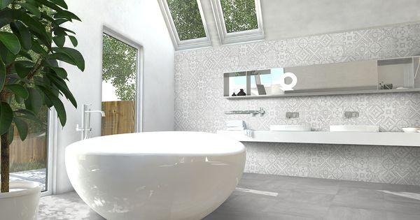 Terratinta betongreys cold tre 60x60 marrakech cold mix 15x15 tegels carrelages tiles - Tegel metro parijs ...