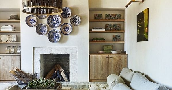 Eclectic French Farmhouse Style In Sonoran Desert, Arizona