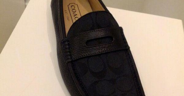 Coach Men B F Shoes