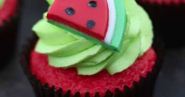 Cute Food, Cute Cupcakes, Designer Cakes, Cupcakes Decorating, Kids Cupcakes, Cupcakes Ideas,