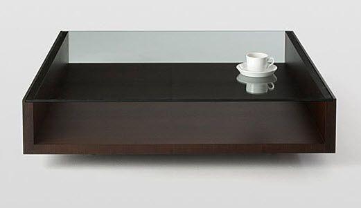 Unbelievable Gl Modern Coffee Table 224