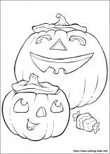 Halloween Coloring Pages On Coloring Book Info Halloween Coloring Pages Halloween Coloring Halloween Coloring Pictures