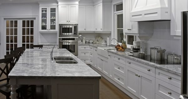 White Shaker Style Kitchen | Allstyle.ca .. Will Make Cabinet Doors And  Drawer Fronts For Ikea Kitchens | Kitchen | Bath | Laundry | Pinterest |  Shaker ...