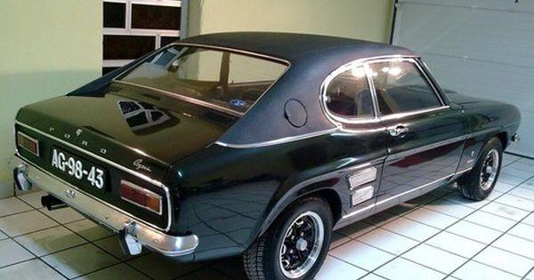 24+ Ford capri 2000 gt ideas