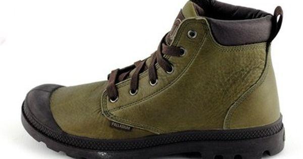 Buty Palladium Pallabrouse Pampa Hi 03232372 Boots Hiking Boots Palladium Pallabrouse