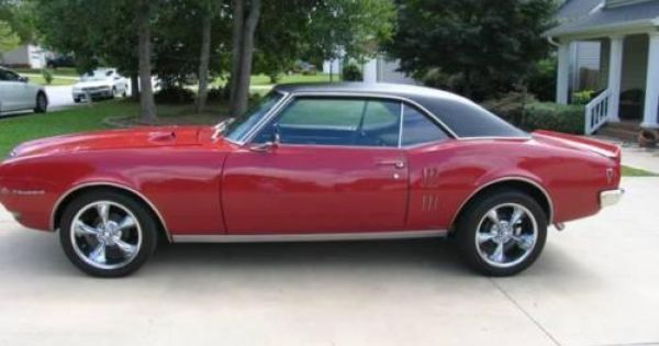 1968 Pontiac Firebird For Sale Sc 28 900 Call James 805 259 9986 Pontiac Firebird For Sale Pontiac Firebird Pontiac