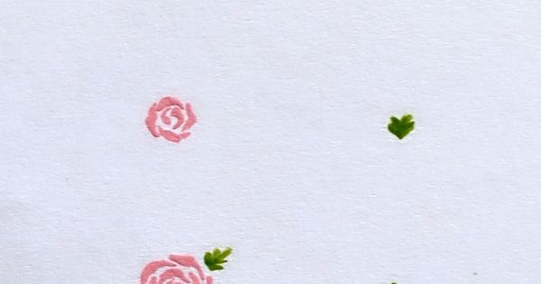 How to rose nail art