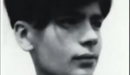 A young karl lagerfeld portraits pinterest g n rale esprit et jeunesse - Karl lagerfeld jeunesse ...