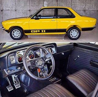 Chevrolet Chevette Gp Ii 1977 Amarelo Lotus Carro Oficial Do Grande Premio Formula 1 Brasil Escola De Restauracao Do Club Chevette Chevette Gp Carros