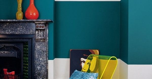 5 saturated dekoration pinterest fr hling malerei for Dekoration wohnung petrol