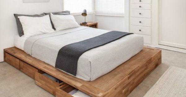 Sekian Ide Tempat Tidur Multifungsi Untuk Rumah Sempit Tempat Tidur Laci Perabot Kamar Tidur Desain Interior