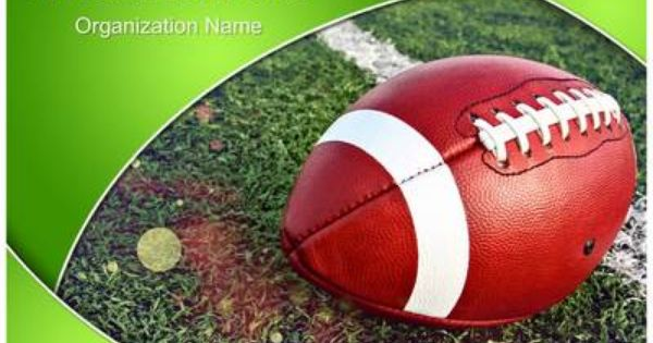 Football Rugby Powerpoint Template Is One Of The Best Powerpoint