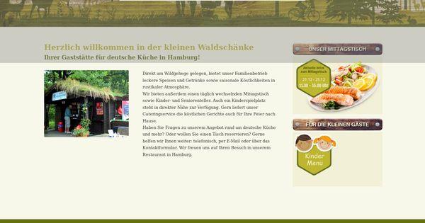 Fein Kleine Waldschänke Bilder - Innenarchitektur-Kollektion ...